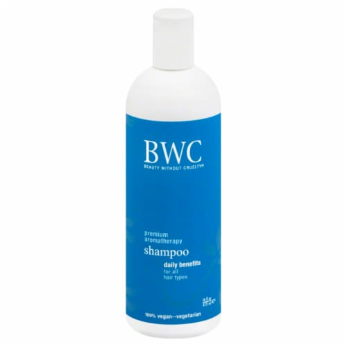 Beauty Without Cruelty Daily Benefits Shampoo Perspective: front