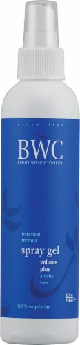 Beauty Without Cruelty Volume Plus Spray Gel Perspective: front