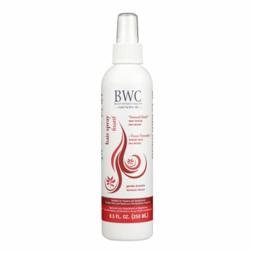 Beauty Without Cruelty Natural Hold Hair Spray Perspective: front