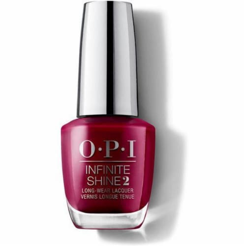OPI Nail Polish Lacquer Infinite Shine - BERRY ON FOREVER IS L60 Perspective: front