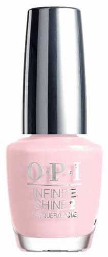 OPI Nail Polish Lacquer Infinite Shine - It's Pink P.M. IS L62 Perspective: front