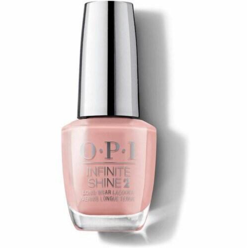OPI Nail Polish Lacquer Infinite Shine - Dulce de Leche ISL A15 Perspective: front