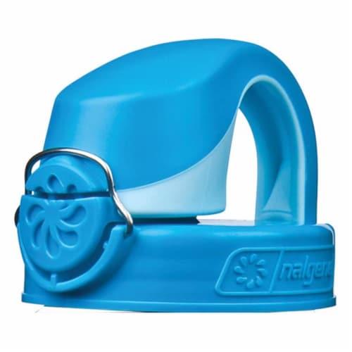 Otf Bottle Lid - Glacier Blue & Blue Perspective: front