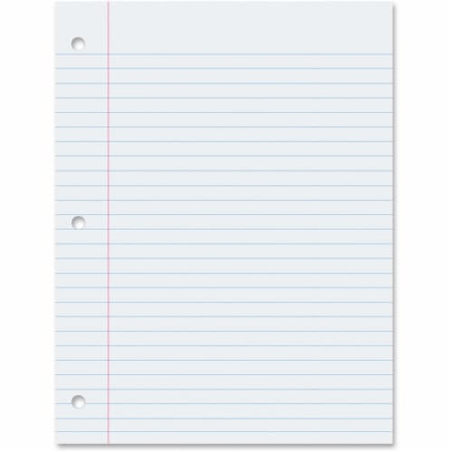 Pacon PACMMK09202 Mead Filler Paper, Loose Leaf Paper - Pack of 150 Perspective: front