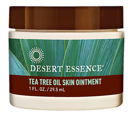 Desert Essence Tea Tree Oil Skin Ointment Perspective: front
