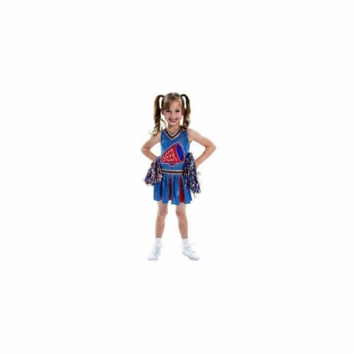 Palamon 242847 Cheerleader Child Costume Perspective: front