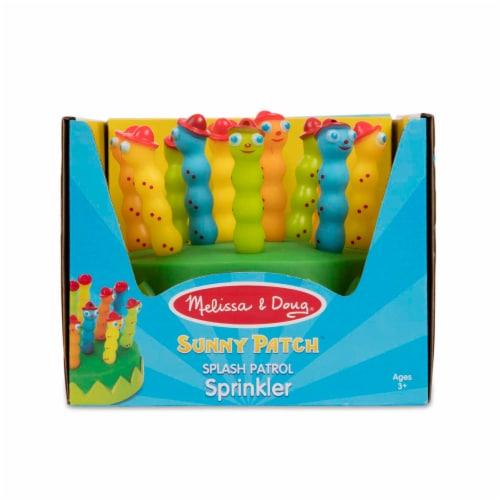 Melissa & Doug® Sunny Patch Splash Patrol Sprinkler Perspective: front