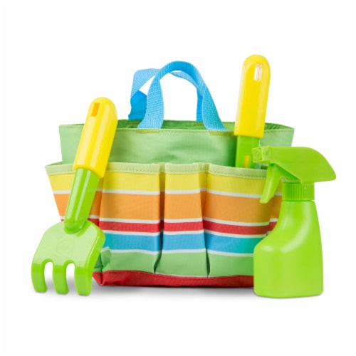 Melissa & Doug® Giddy Buggy Tote Set Perspective: front