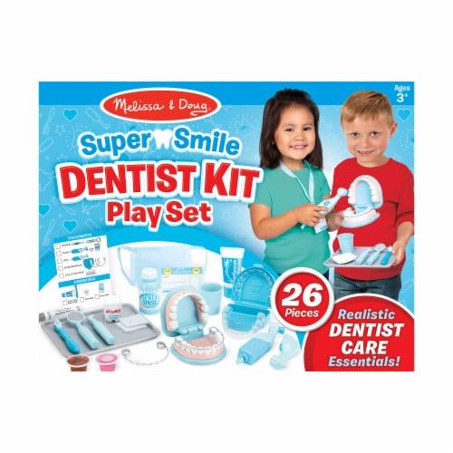 Melissa & Doug® Super Smile Dentist Play Set Perspective: front