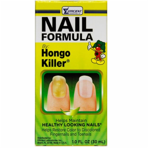 Hongo Killer Nail Formula Perspective: front