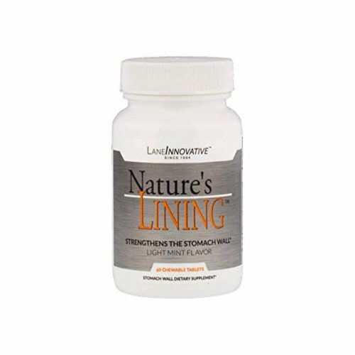 Lane Labs  Nature's Lining   Light Mint Perspective: front