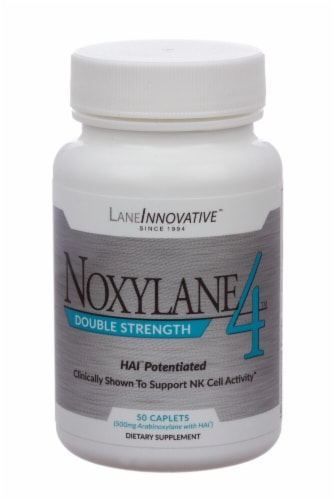 Lane Labs  Noxylane4™ Double Strength Perspective: front