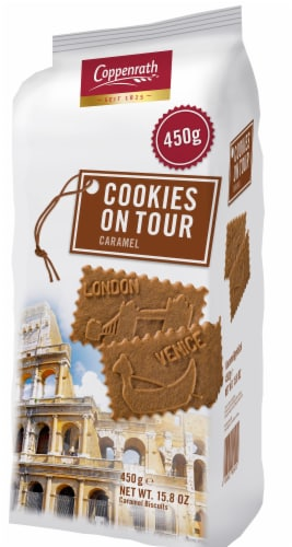 Coppenrath Caramel Cookies on Tour Perspective: front
