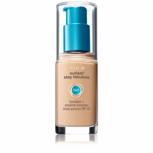 Fred Meyer - CoverGirl Outlast All Day Stay Fabulous 3-in
