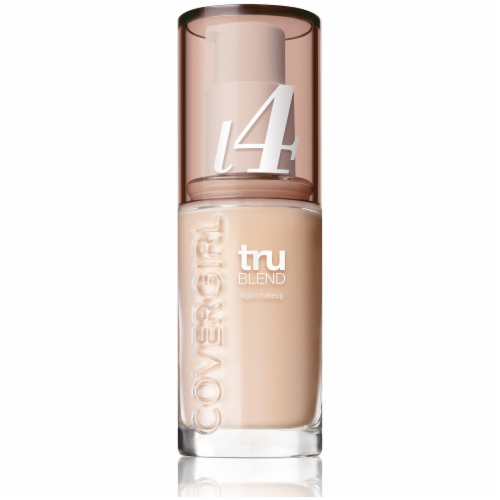 CoverGirl TruBlend Classic Beige Liquid Foundation Perspective: front