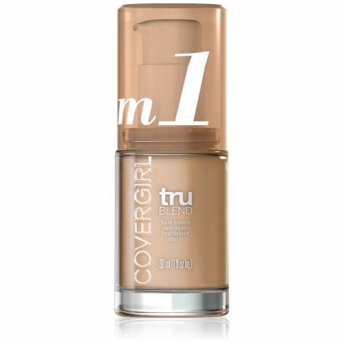 CoverGirl TruBlend Liquid Makeup - Natural Beige Perspective: front