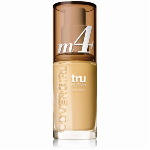 CoverGirl TruBlend Makeup Sand Beige Foundation Perspective: front