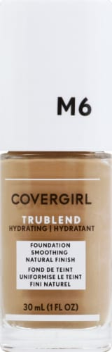CoverGirl TruBlend Perfect M6 Beige Foundation Perspective: front