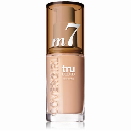 CoverGirl TruBlend Makeup Soft Honey Foundation Perspective: front