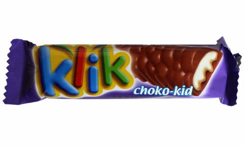 Klik Choko Kids Bar Perspective: front