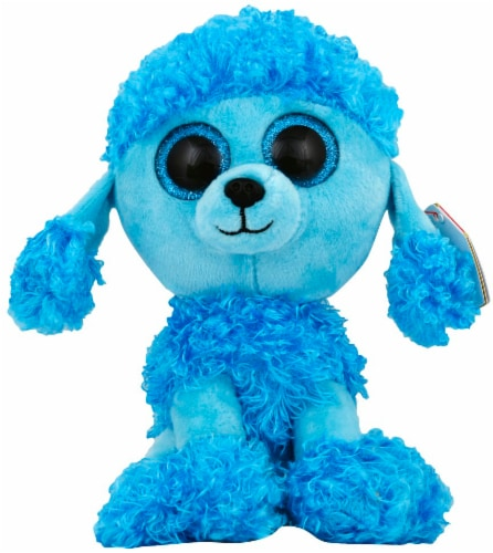 Ty Beanie Boos Mandy - Blue Perspective: front