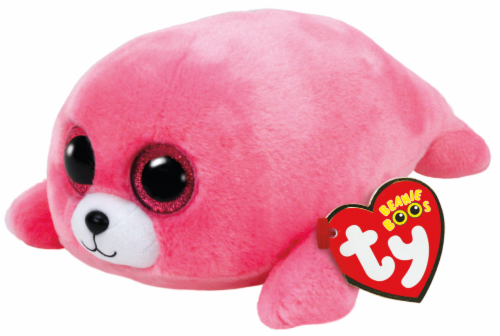 Ty Beanie Boos Pierre Plush Seal Perspective: front
