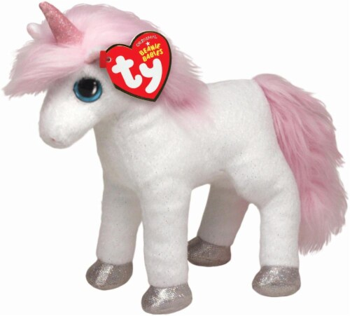 4490aaf5fe2 Dillons Food Stores - TY Beanie Babies Plush Unicorn - Mystic