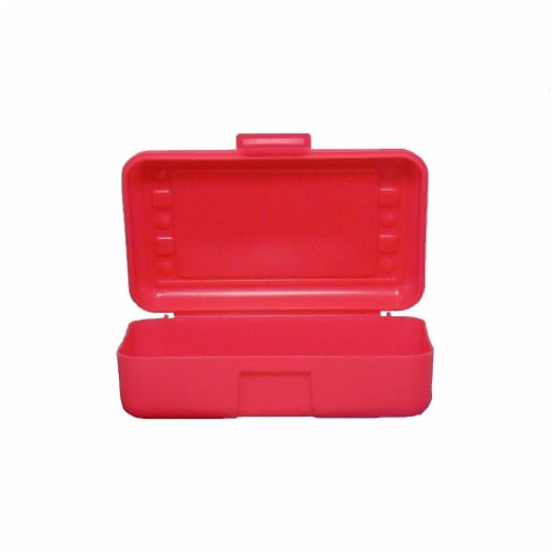 Pencil Box, Strawberry Perspective: front