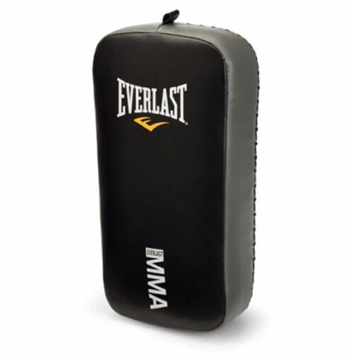 Everlast Professional MMA Muay Thai Martial Art Sports Foam Training Pad, Black Perspective: front