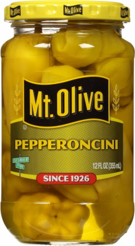 Mt. Olive Pepperocini Perspective: front