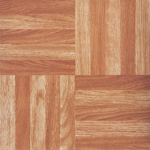 Home Impressions 12 wood Fingerblock Tile KC91513 Perspective: front