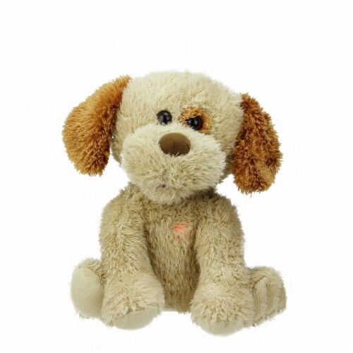 Northlight 32281296 9.5 in. Echo Your Animated Repeating Puppy Dog Pal Perspective: front