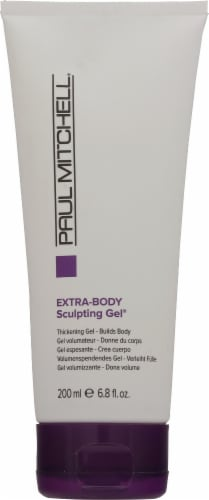 Paul Mitchell Extra-Body Sculpting Foam Perspective: front