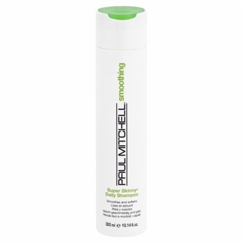 Paul Mitchell Smoothing Super Skinny Daily Shampoo Perspective: front