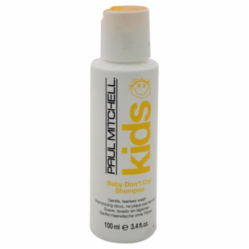 Baby Dont Cry Shampoo by Paul Mitchell for Kids - 3.4 oz Shampoo Perspective: front