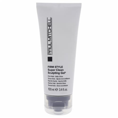 Paul Mitchell Firm Style Super Clean Sculpting Gel 3.4 oz Perspective: front