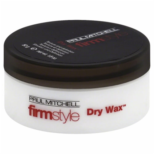 Paul Mitchell Dry Wax Perspective: front
