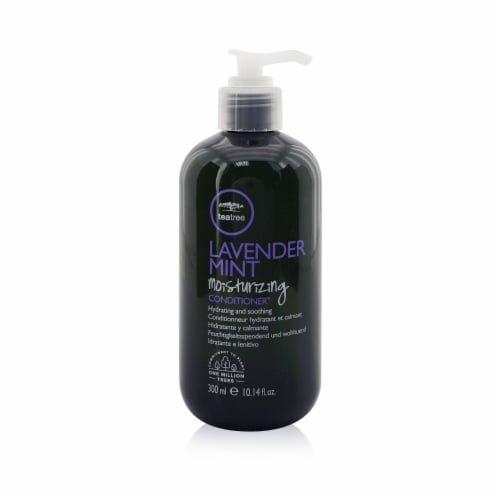 Tea Tree Lavender Mint Moisturizing Shampoo by Paul Mitchell for Unisex - 10.14 oz Shampoo Perspective: front