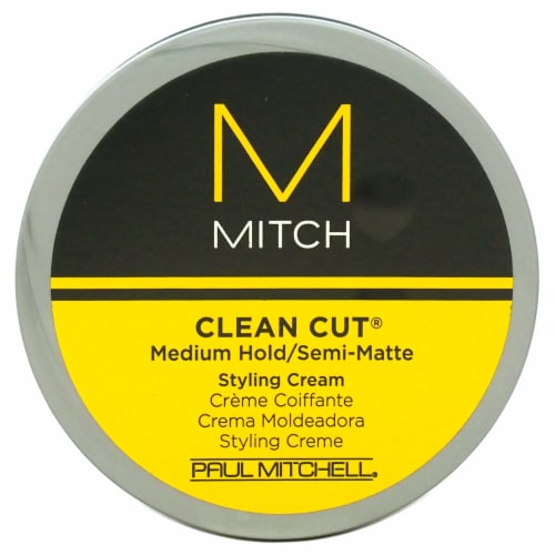 Paul Mitchell Mitch Clean Cut Medium Styling Cream Perspective: front