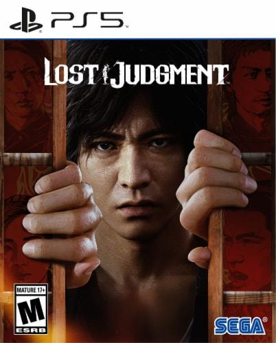 Lost Judgment (PS5) Perspective: front