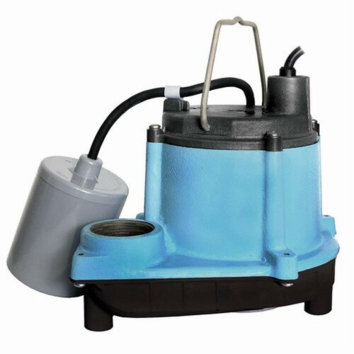 Franklin 506171 6-CIA-RFS Little Giant Submersible Sump Pump Perspective: front