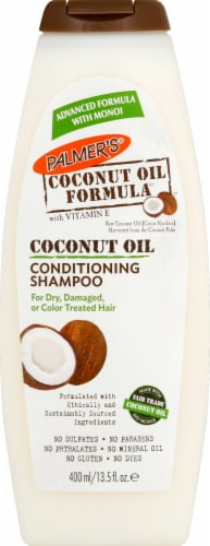 Palmer's Coconut Oil Formula with Vitamin E Conditioning Shampoo Perspective: front
