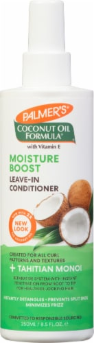 Palmer's Coconut Oil Leave-In Conditioner Perspective: front