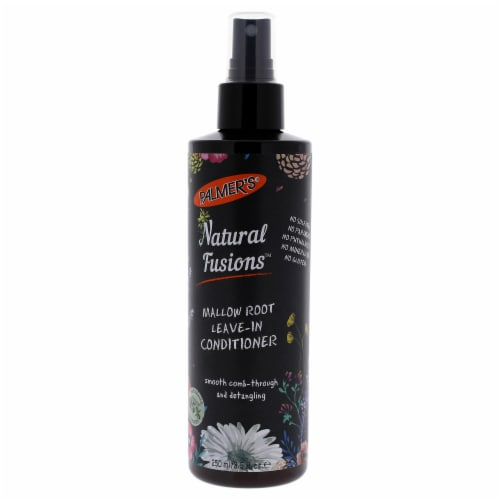 Palmer's Natural Fusions Mallow Root Leave-In Conditioner Perspective: front