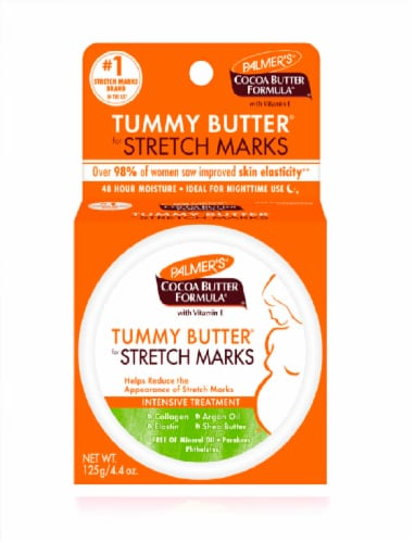 Palmer's Cocoa Butter Formula Tummy Butter Perspective: front
