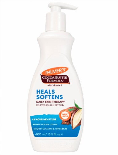 Palmer's Cocoa Butter Formula Daily Skin Therapy Body Lotion Perspective: front
