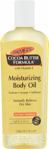 Palmer's Cocoa Butter Formula Moisturizing Body Oil Perspective: front