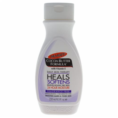 Palmers Cocoa Butter Formula Body Lotion FragranceFree 8.5 oz Perspective: front