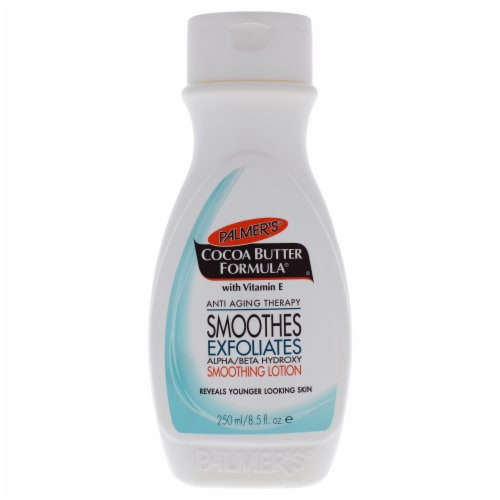 Cocoa Butter Anti-Aging Therapy Smoothing Lotion by Palmers for Unisex - 8.5 oz Body Lotion Perspective: front