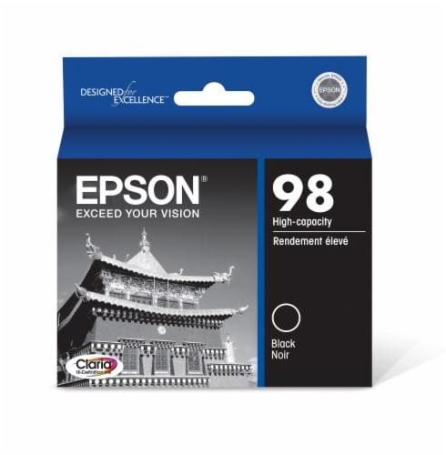 Epson DURABrite® Ultra Ink T069320 Ink Cartridge - Black Perspective: front